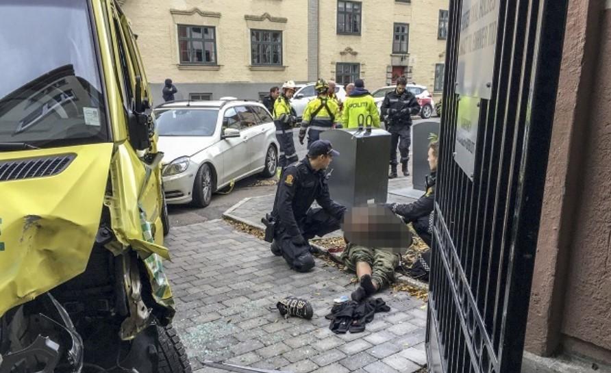 Бебиња близнаци се повредени во инцидентот во Осло