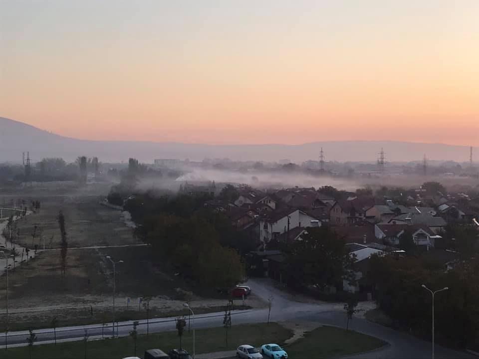 Ова се најзагадените општини утринава во Скопје