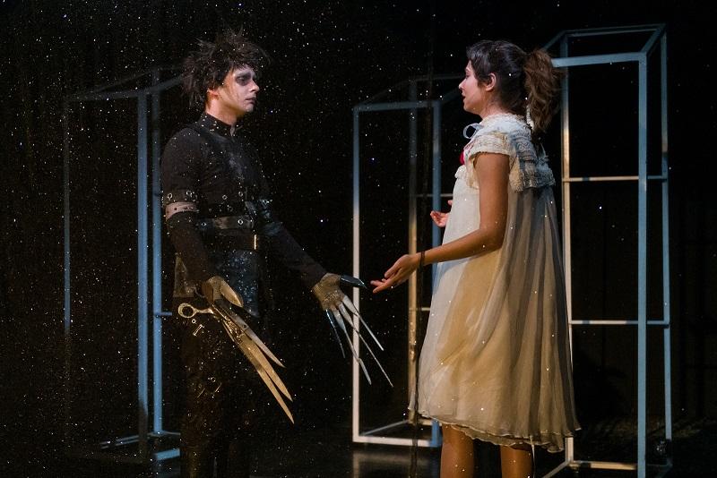"""Премиера на младинската претстава """"Едвард раце ножици"""" во ТДМ"""