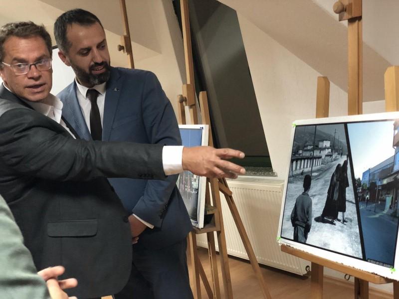 """Изложба на фотографии """"Убавините на Тетово во различни времиња"""""""