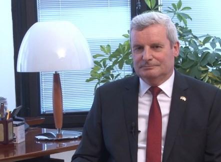 Германскиот амбасадор јасен: Продолжете со реформи и убедете ги сите што имаат дилеми