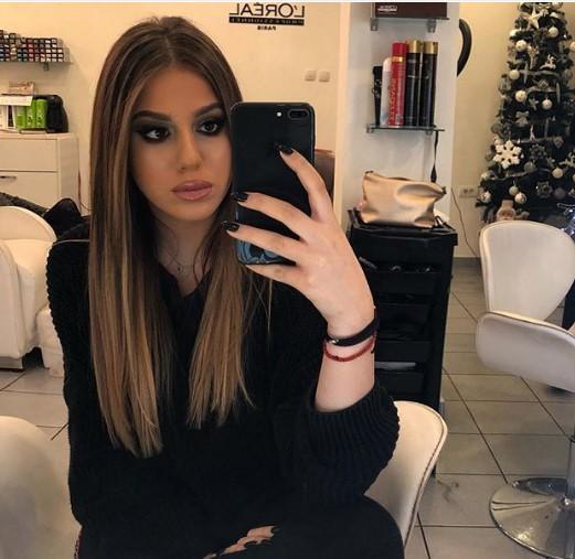 Ќерката на Чолиќ учи во елитна гимназија и обожава луксузна гардероба
