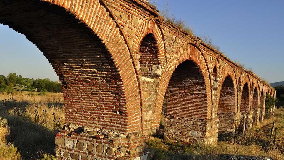 Аквадуктот во Скопје е прогласен за споменик со највисок степен на заштита