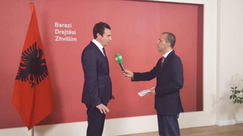 Курти: Наместо царински такси – реципроцитет, дијалог почнувам прво со Србите на Косово