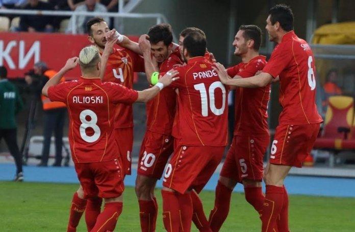 Македонија ја совлада Словенија 2-1: Двата гола носат важни бодови