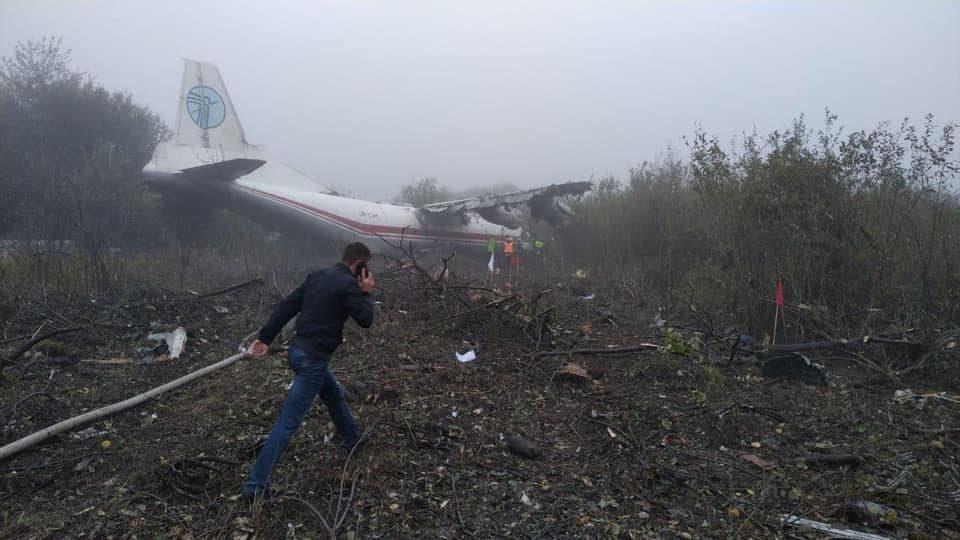 Најмалку тројца загинати во авионска несреќа во Украина