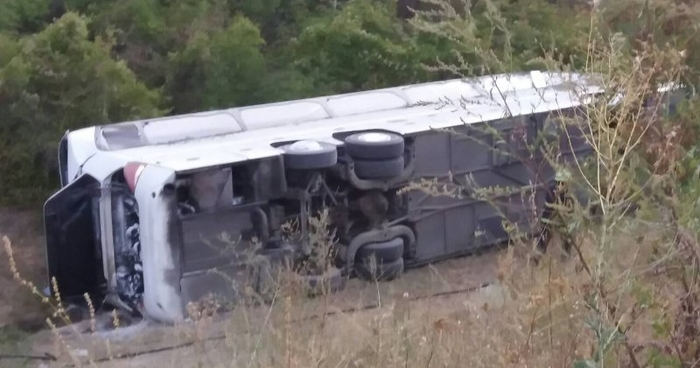 Возач на автобус доби затворска казна за сообраќајка на автопатот Велес-Скопје