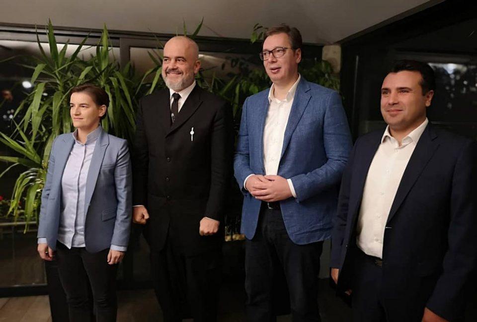 Заев се бореше со српските падежи по улиците на Нови Сад