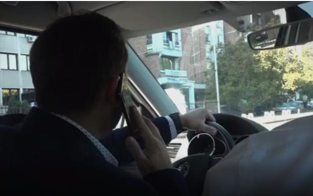 Бујар Османи пак глуми инспектор, сега е во контрола на ИПА фондовите