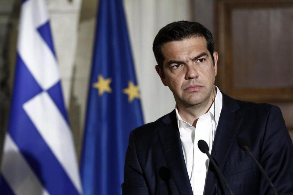 Ципрас: Ставот на Мицотакис за штрајкот е радикална конзервативна перцепција за уставно гарантираното демократско право