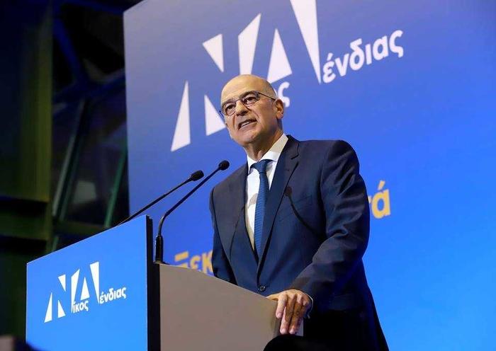 Шефот на грчката дипломатија Дендијас во вторник во Скопје