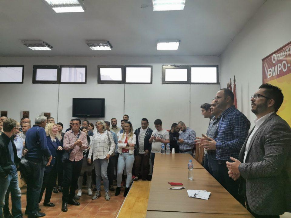 Нашата визија за Македонија е држава која ќе се гради насекаде