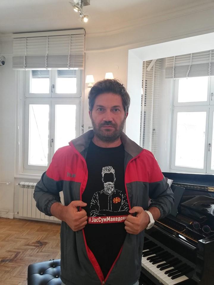 """Дурловски, Јаневска, Стоилов во акцијата """"Носиме надеж за Јана"""""""