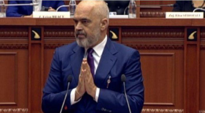 Откако изјави дека нема да моли пред портите на ЕУ, Рама оди во Русија