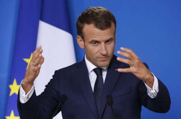 Макрон најави воведување карантин низ цела Франција од петок