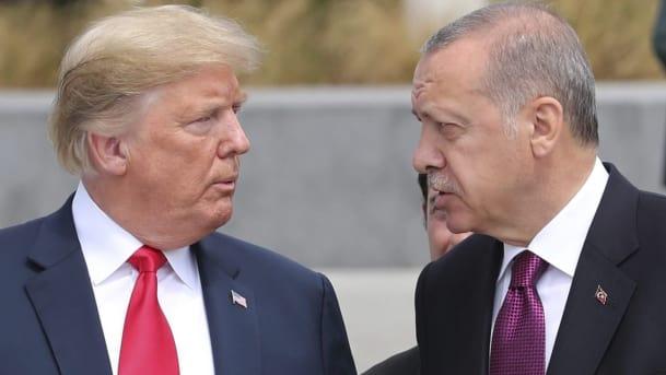 Ердоган: САД не ги исполнуваат своите обврски во Сирија