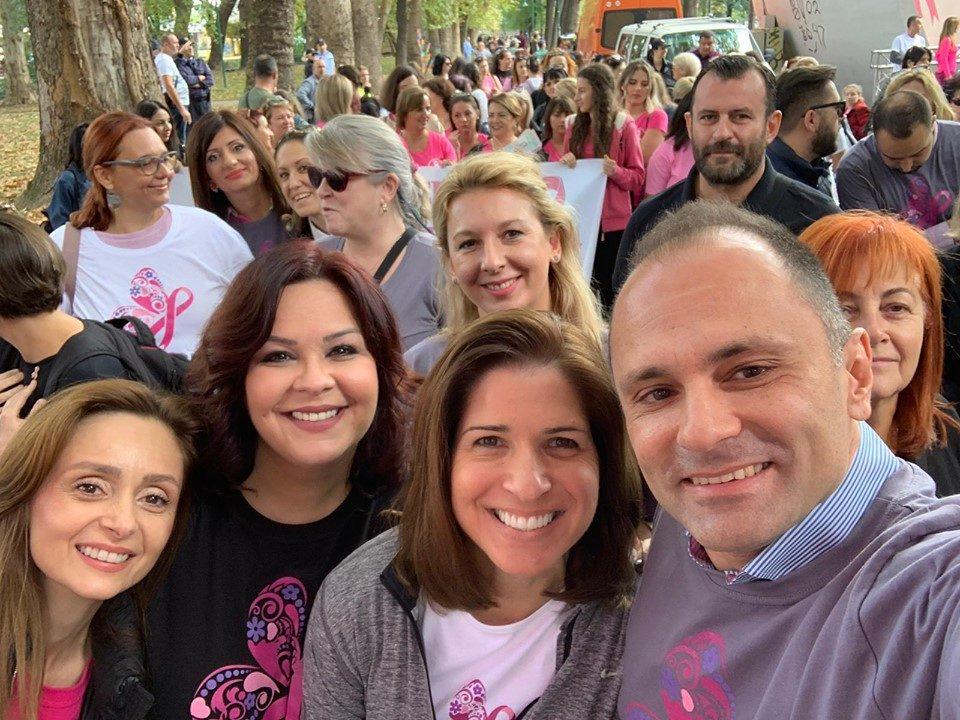 Филипче: За првпат воведена иновативна терапија против рак на дојка