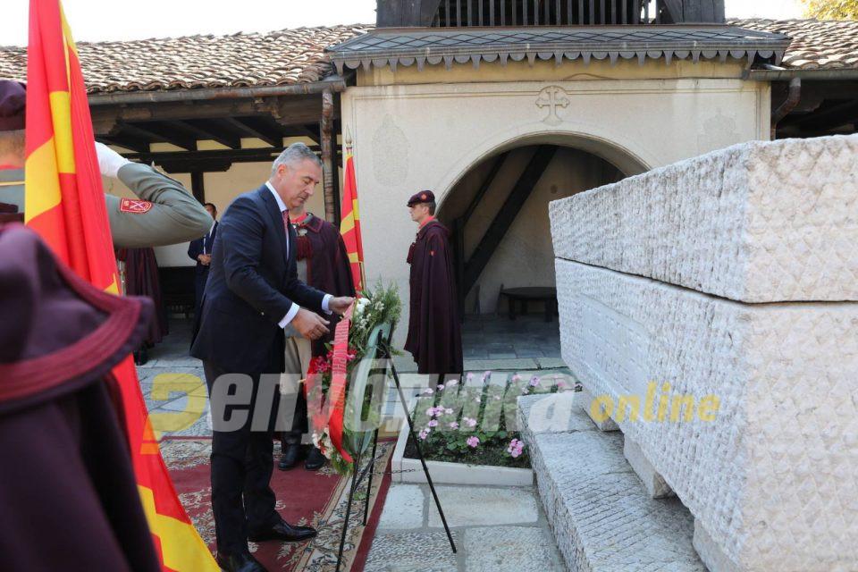 Николоски: На претседателот му е срам да положи венец на гробот на Делчев, тоа е вистината која ни се случува