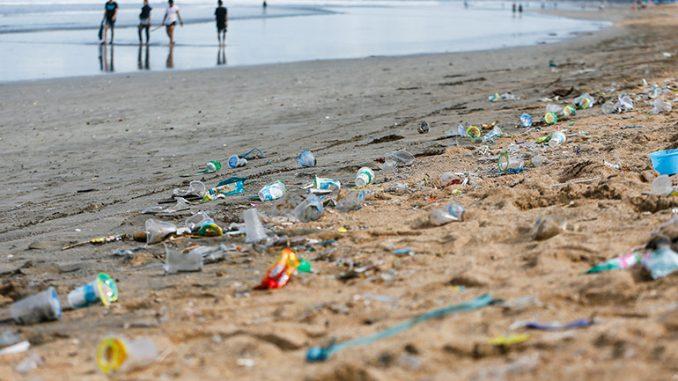 Догодина на море во Грција, без пластика
