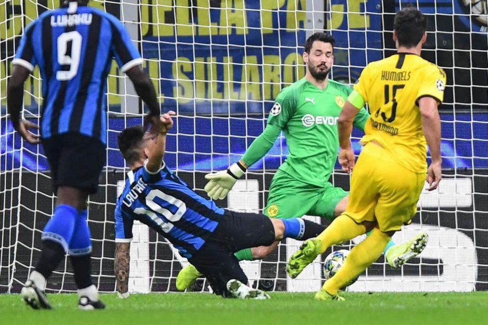 Интер ја запиша првата победа во ЛШ сезонава, Наполи подобар од Салцбург