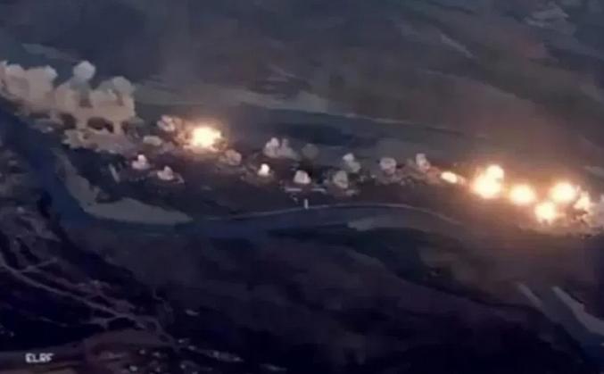 Џихадисти на ИСИС побегнале од затвор по турското бомбардирање
