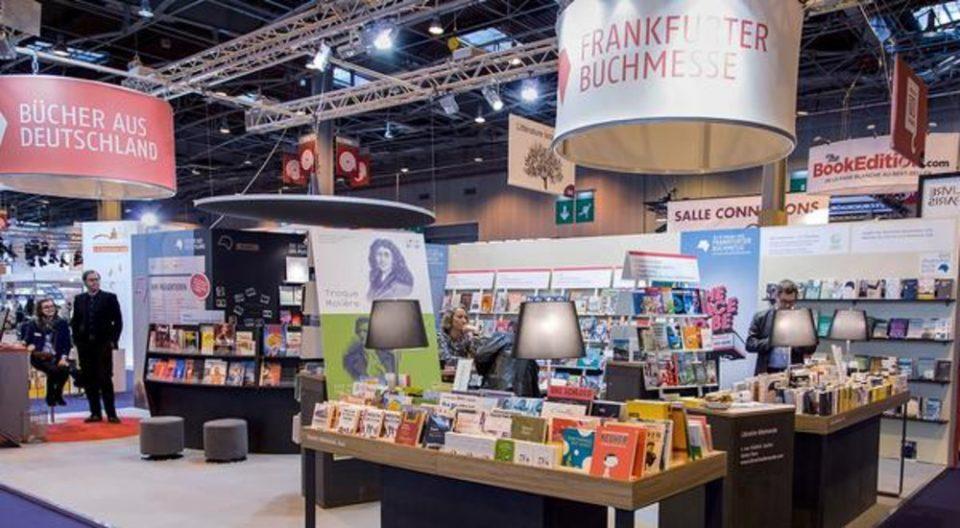 Македонските издавачи на Саемот на книга во Франкфурт