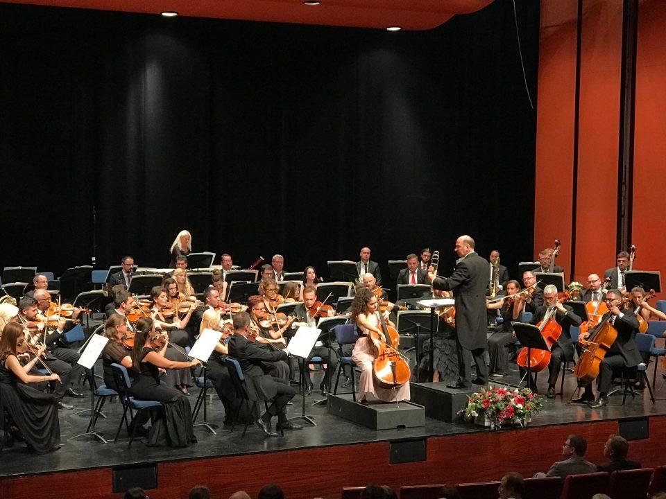 Овации за Македонската филхармонија во Израел
