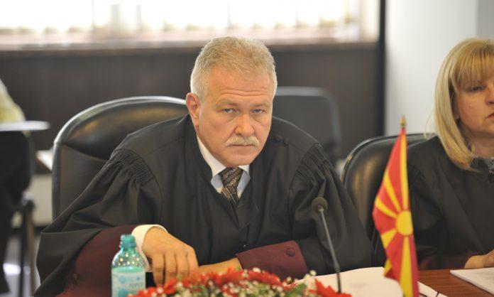 Вангеловски поднел две жалби за неговото разрешување и суспендирање