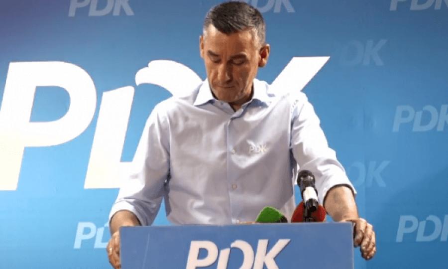 Весели: Граѓаните го кажаа своето, заминуваме во опозиција