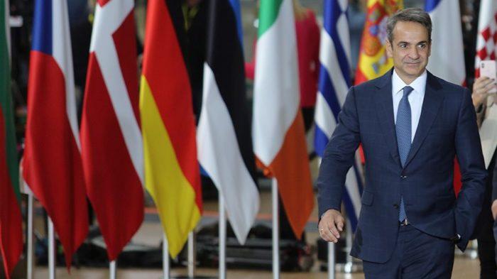 Мицотакис пред Самитот: Целосно го поддржуваме патот до ЕУ на северниот сосед