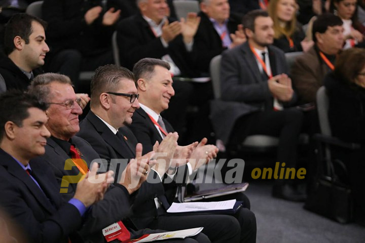 """Се укинува позицијата """"почесен претседател на ВМРО-ДПМНЕ"""", пратеникот Милошоски го поздрави потегот"""