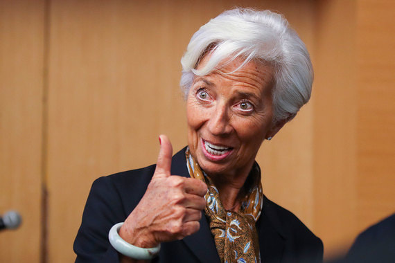 Кристин Лагард именувана за прв човек на Европската централна банка