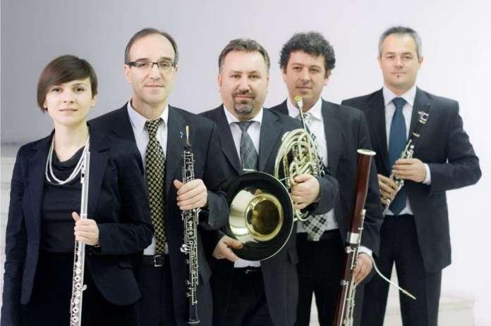 Скопскиот дувачки квинтет со концерт во Софија