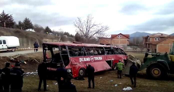 """Вештак за """"Ласкарци"""": На три автобуси на Дурмо турс имало поставено уреди за манипулација на брзина"""