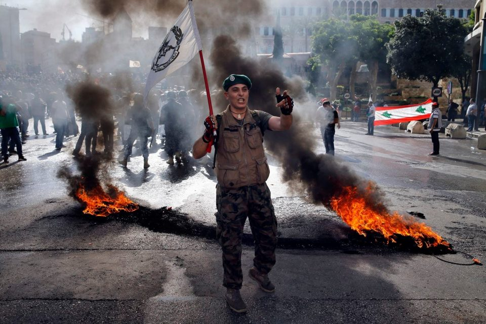 Eксплозијата предизвика предвремени избори во Либан
