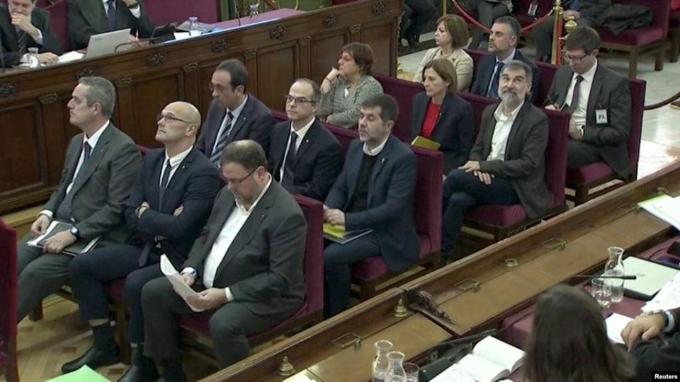 Пресудата на каталонските лидери, го активира барањето за екстрадиција на Пуџдемон