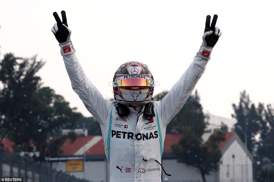 Луис Хамилтон го сруши рекордот на Михаел Шумахер по број на победи во Ф1