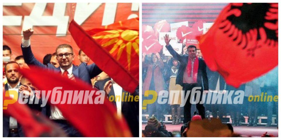 Кој може подобро да ги брани државните интереси: Јас, кој ни пенкало несум позајмилили Заев, кој ја испокраде цела држава?