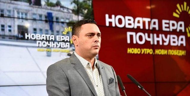 Митко Јанчев: Немам членска книшка од СДСМ, тоа е фалсификат!