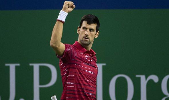 Ѓоковиќ избори четвртфинале на турнирот во Шангај