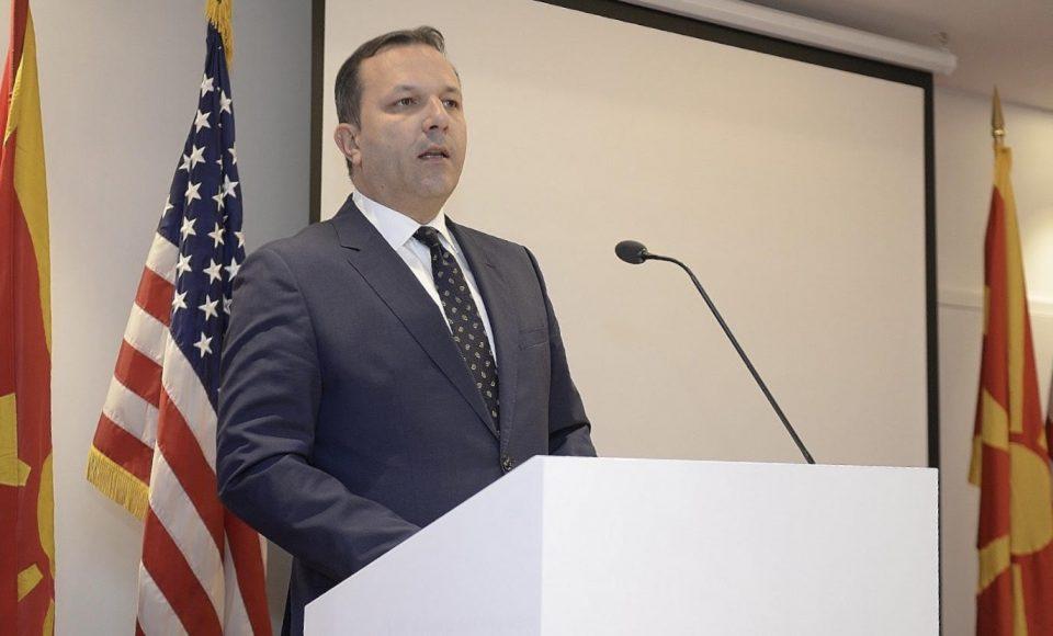Спасовски: Безбедносните закани со кои се соочувамe се слични со заканите во ЕУ и САД