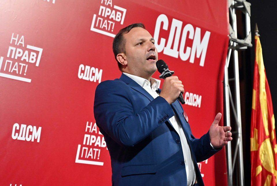 Спасовски за бегството на Груевски: Добивме податоци дека преминал во Албанија, па со дипломатско возило во Црна Гора, а оттаму е преземен во Србија