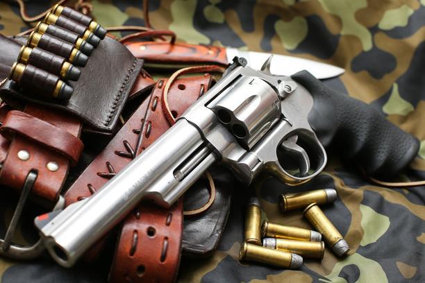 Тргувал со оружје и си чувал муниција дома