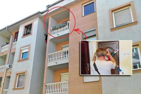 Седумгодишно момче паднало од трети кат од зграда, несреќата завршила со чудо