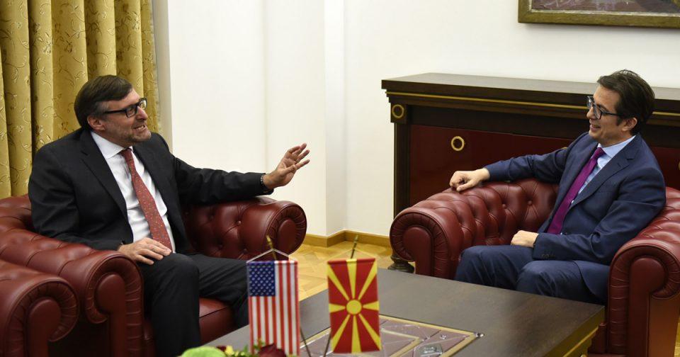Пендаровски – Палмер: За земјите од Западен Балкан не постојат други алтернативи, освен членство во ЕУ