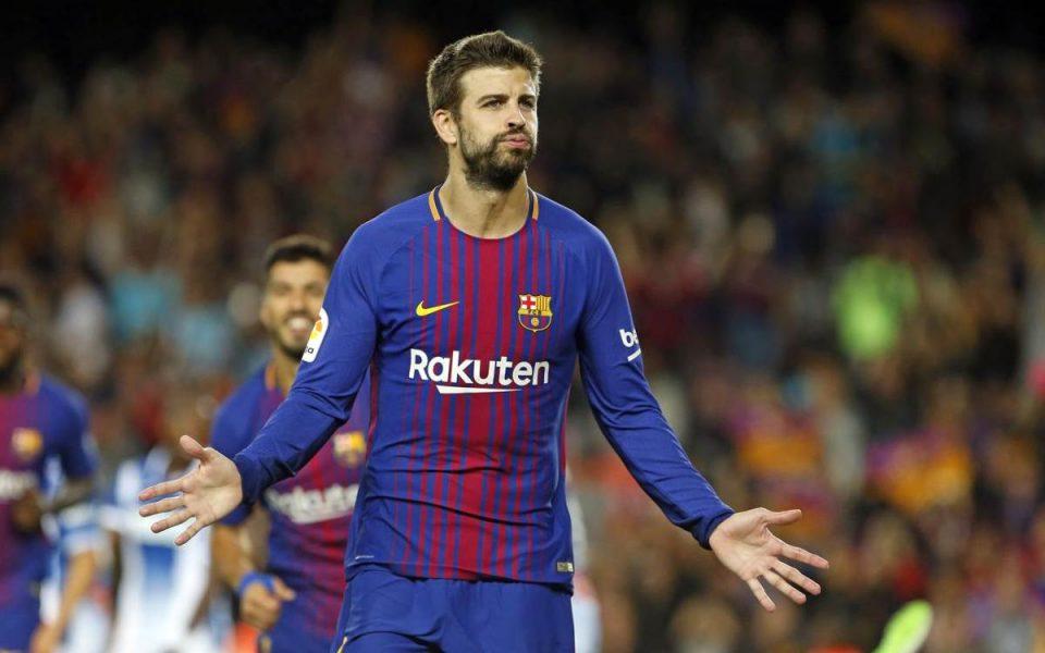 Пике се враќа во тимот на Барселона