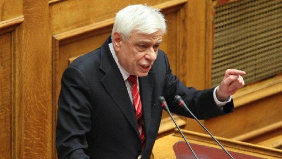 Павлопулос: Самоволието на Турција нема да помине