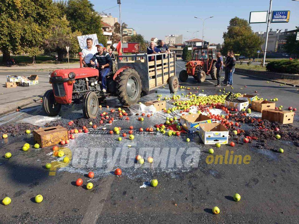 Земјоделските политики кои што ги води СДСМ се погубни!