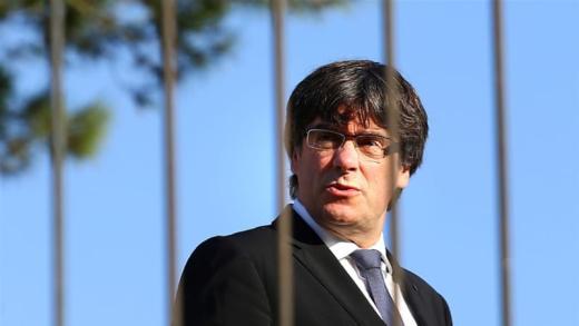 Пучдемон им се предаде на белгиските власти