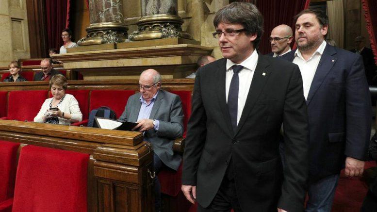 Шпанија ја поздрави одлуката на ЕП за укинување на имунитетот на Пуџдемон